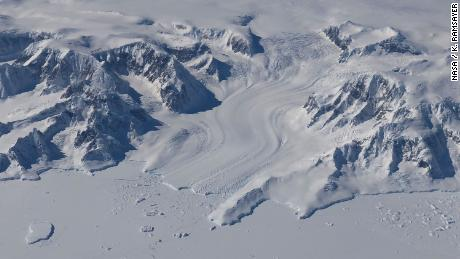Ocean warming is causing a huge loss of ice in Greenland and Antarctica, NASA research shows.