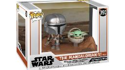 Funko has even more Baby Yoda and The Mandalorian Pops in town