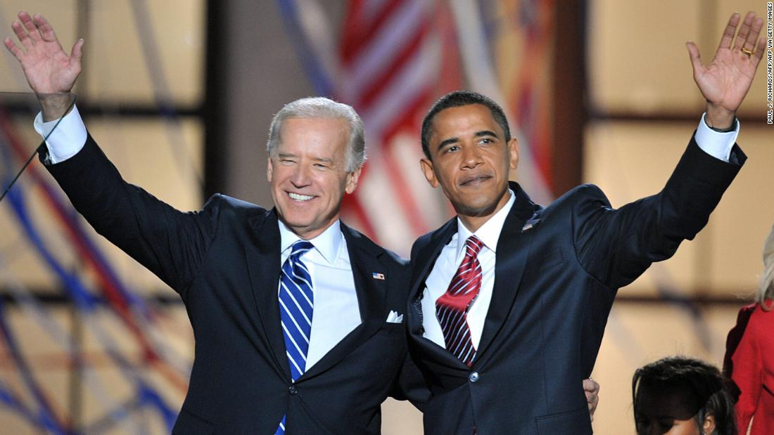 Biden's relationship with Obama offers a guide to his running mate search