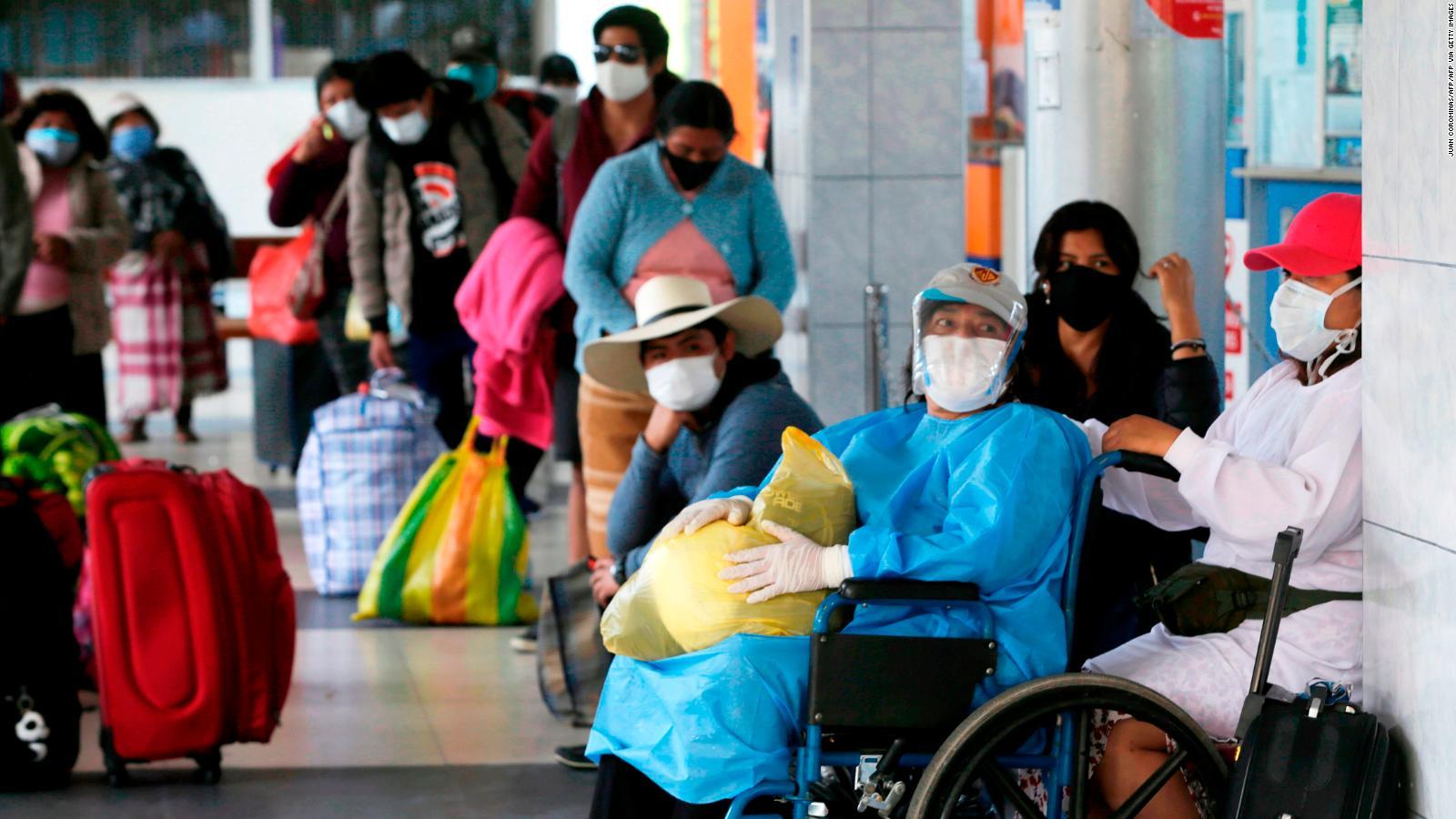 Están maquilladas las cifras de la pandemia de covid-19 en Perú? - CNN Video