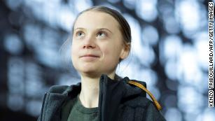 Greta Thunberg: 'Our actions can be the difference between life and death for many others'