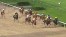 serectariat wins virtual triple crown at kentucky derby