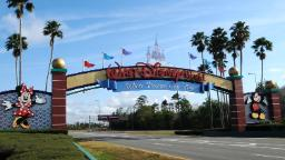 Discovery Island: Man arrested for camping on Disney property