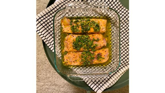 Faroe Island Salmon Filets