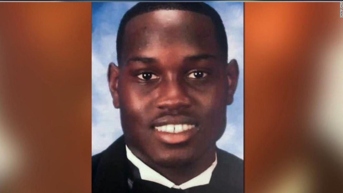 Georgia man was shot and killed while jogging, mother says