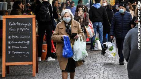 France reports its lowest daily coronavirus death toll since late March