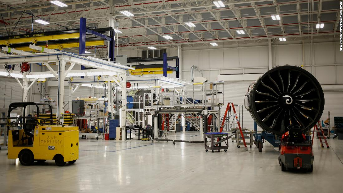 GE is cutting up to 13,000 aviation jobs
