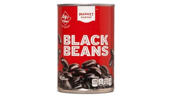 Market Pantry Black Beans