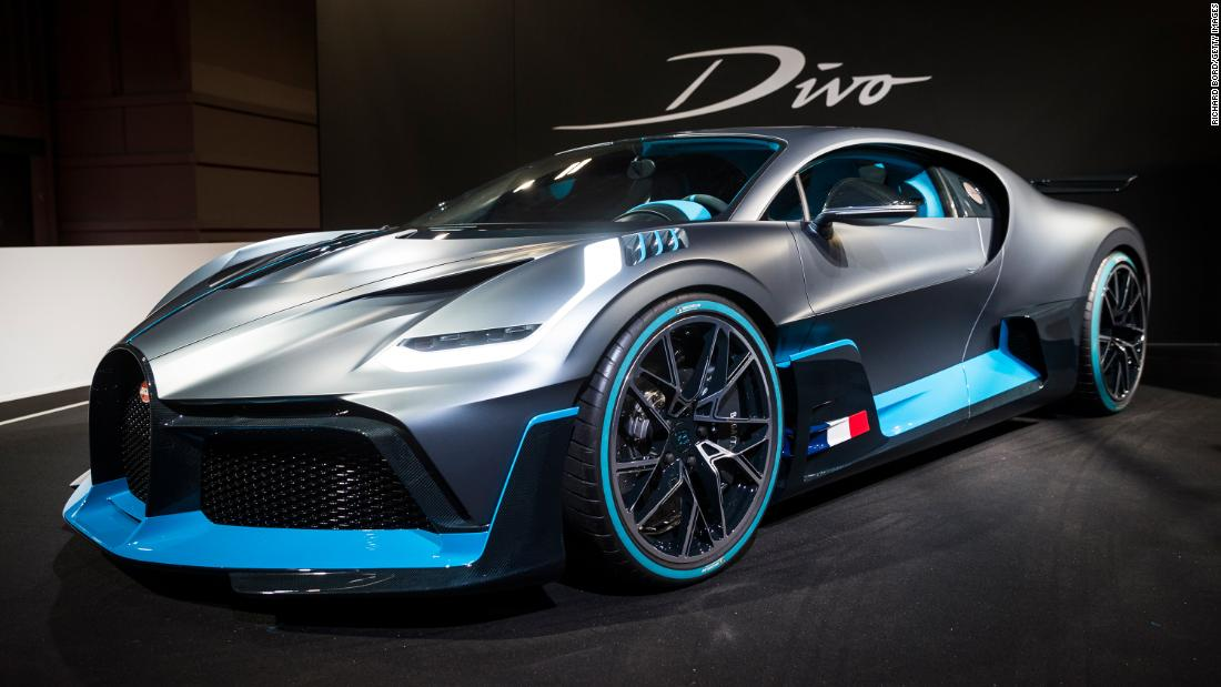 Will The World Still Want Multimillion Dollar Supercars Bugatti S About To Find Out Cnn