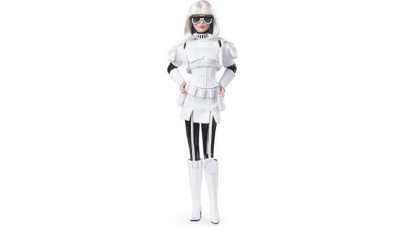Barbie Entertainment Star Wars Stormtrooper Doll