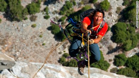Oscar-winning director Jimmy Chin on fear, risk and finding the edge