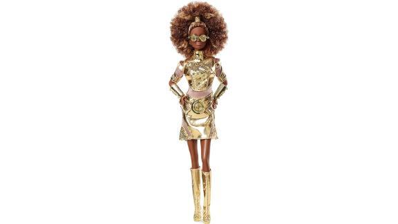Barbie Entertainment Star Wars Doll C-3PO