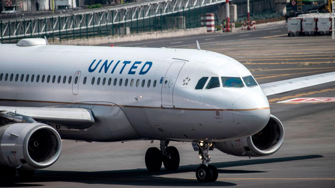 United Airlines to offer Covid-19 testing for some passengers