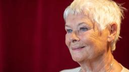 Judi Dench, 85, becomes British Vogue's oldest cover star