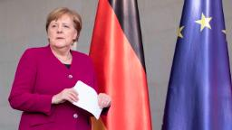 Germany's Merkel 'cannot confirm' her attendance at G7 summit in US during coronavirus pandemic