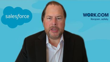 Marc Benioff: CEOs need to ask themselves one question