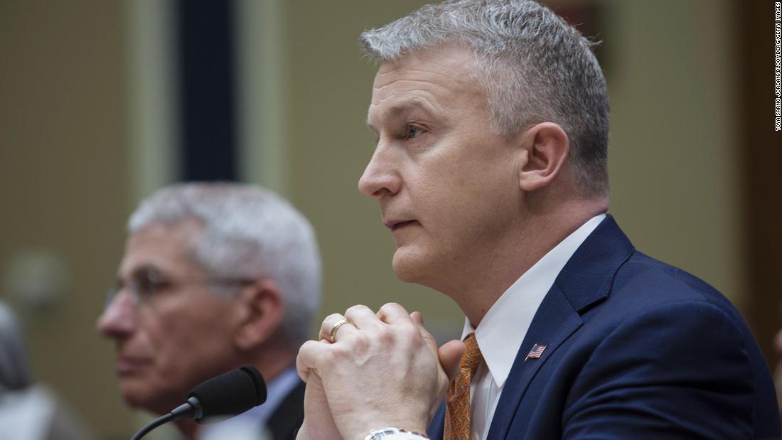 Ousted vaccine director files whistleblower complaint alleging coronavirus warnings were ignored - CNN