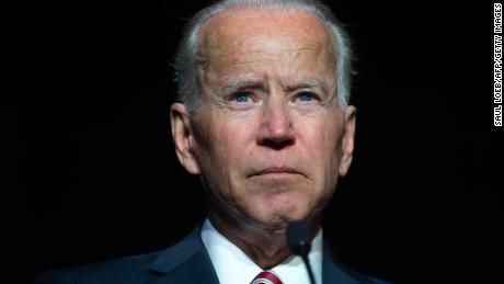 Biden is running as the mensch-in-chief