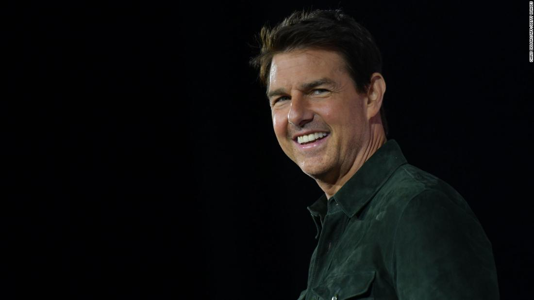 NASA is working with Tom Cruise to shoot a film in outer space. Yes, really thumbnail