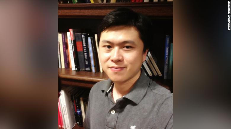 University of Pittsburgh professor Bing Liu was shot and killed in apparent murder-suicide, police said.