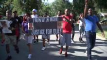Supporters are running 2.23 miles on the birthday of a man killed while jogging
