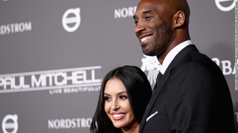 Kobe Bryant's widow sues LA County sheriff and the department for crash photo leak
