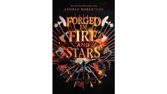 """""""Forged In Fire and Stars"""" by Andrea Robertson"""