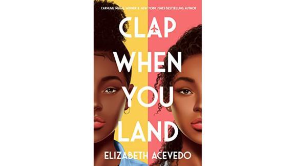 """Clap When You Land"" by Elizabeth Acevedo"