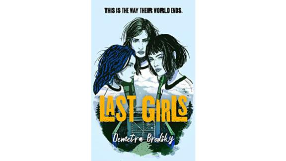 """""""Last Girls"""" by Demetra Brodsky"""