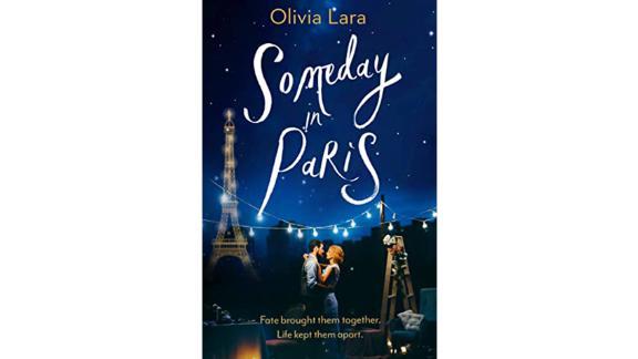 """Someday in Paris"" by Olivia Lara"