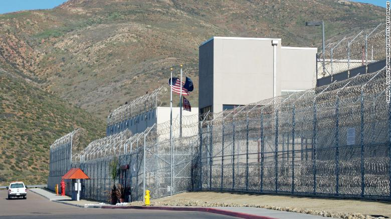 More than 130 detainees at the Otay Mesa Detention Center have tested positive for the novel coronavirus, according to Immigration and Customs Enforcement.