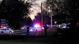 Indianapolis officer shoots and kills driver after chase, police say