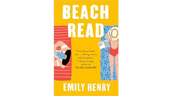 """""""Beach Read"""" by Emily Henry"""