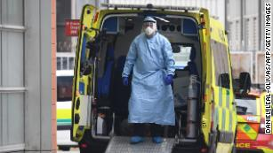 The UK ordered 400,000 gowns from Turkey to address its PPE crisis. They didn't meet safety standards