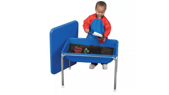 Children's Factory Small Sensory Table With Lid