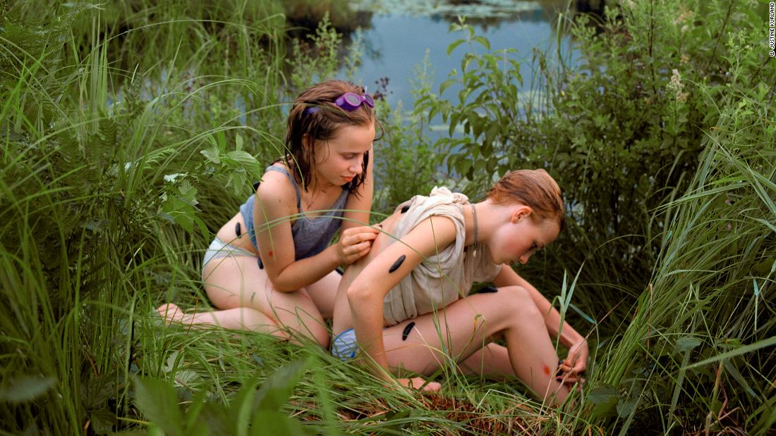 Rebel girls create their own utopia in Justine Kurland's pictures