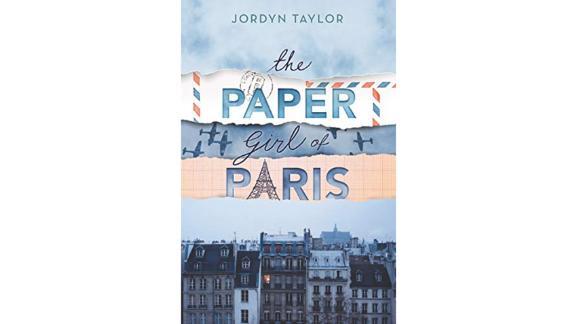 'The Paper Girl of Paris' by Jordyn Taylor