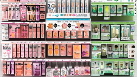 Paris Presents, a seller of makeup tools and brushes, skincare and body products, supplies its products to stores nationwide, including Ulta.