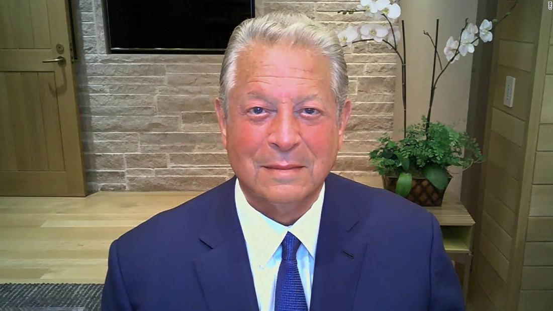 Al Gore: Trump is recklessly rolling the dice