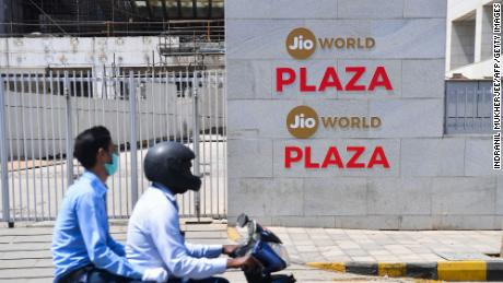 India's Jio Platforms lands $1.5 billion from Vista Equity, marking 3 big investments in 3 weeks