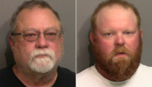 GBI has arrested Gregory McMichael (64) and Travis McMichael (34) for the death of Ahmaud Arbery.