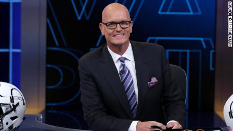 What it's like to host ESPN's SportsCenter without sports
