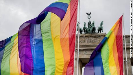 Germany bans gay conversion therapy for minors