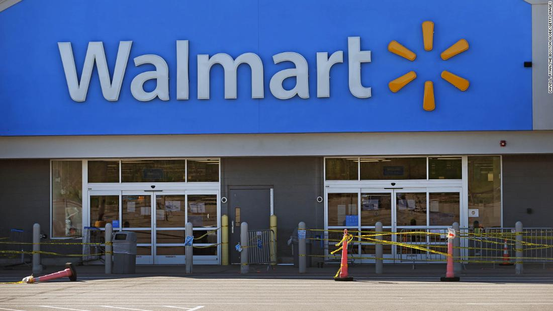 Sen Elizabeth Warren Other Massachusetts Democrats Probe Walmart On Store With More Than 80 Coronavirus Cases Cnn