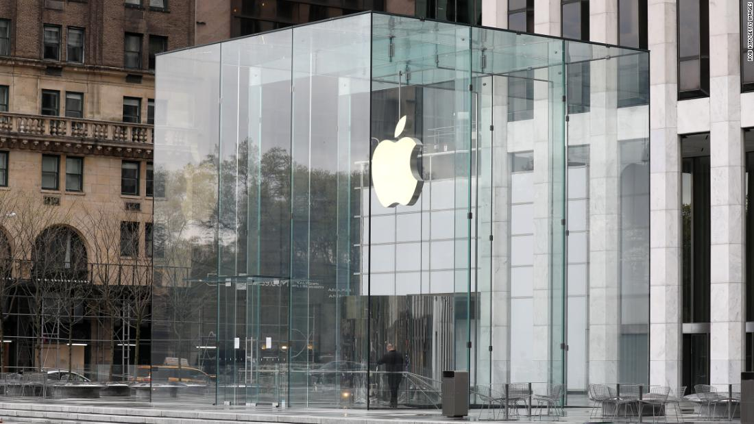 Apple will start reopening some US stores next week