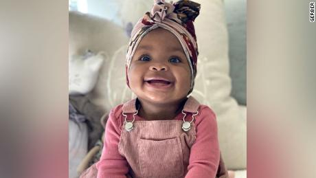 Magnolia has been selected as Gerber's Spokesbaby for 2020.