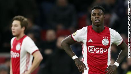 Ajax was denied the Dutch title after the current season was scrapped.
