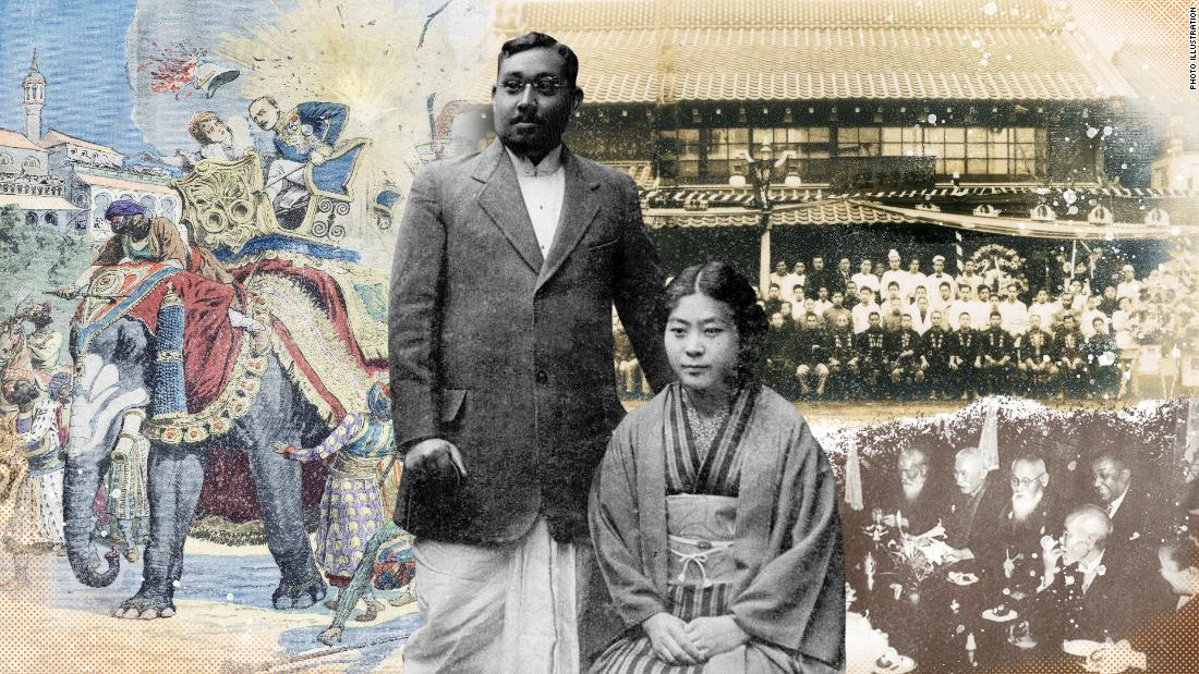 The Indian revolutionary who fought to overthrow British rule while living in Japan