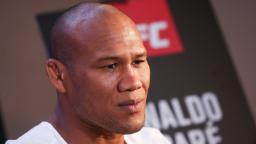 UFC fighter Ronaldo Souza pulled from event after positive coronavirus test
