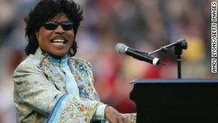 Musicians and artists pay tribute to rock 'n' roll legend Little Richard